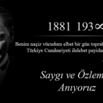 Mustafa Kemal Atatürkün Hayatı